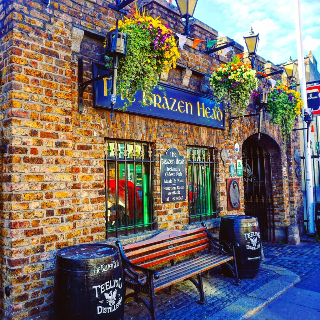 Top Instagram Worthy Photos in Dublin, Ireland