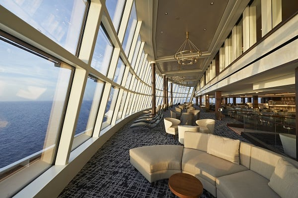Observation Lounge on Norwegian Joy