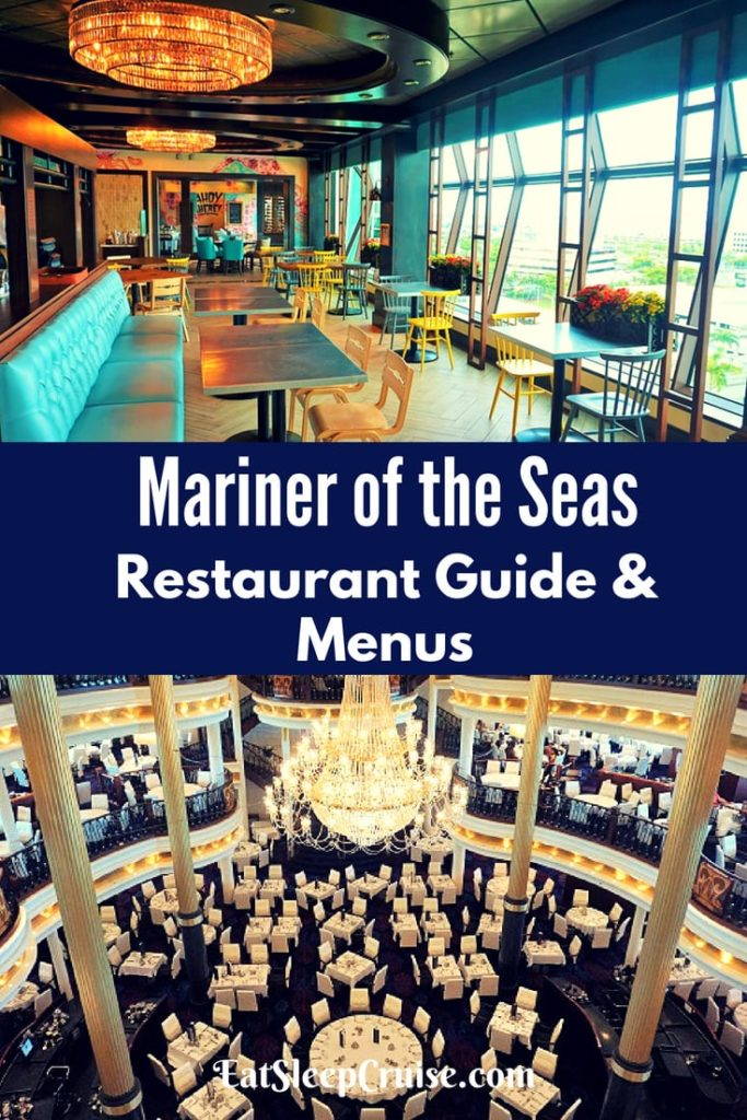Mariner of the Seas Restarant