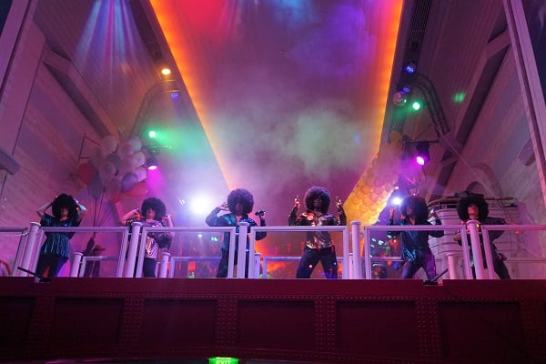 70s Disco Party on Mariner of the Seas