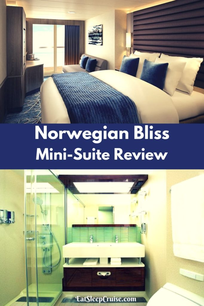 Norwegian Bliss Mini-Suite Review
