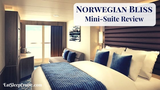 Norwegian Bliss Mini Suite Review