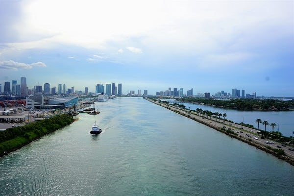 Port of Miami Sailway