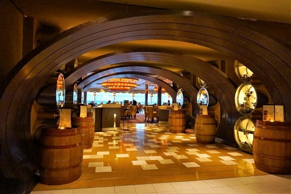Celebrity Eclipse Restaurant Guide with Menus