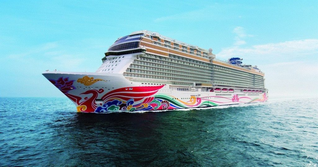 Norwegian Cruise Line to Redeploy 8 Ships This Fall