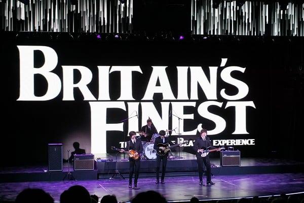 Britian's Finest on Norwegian Bliss