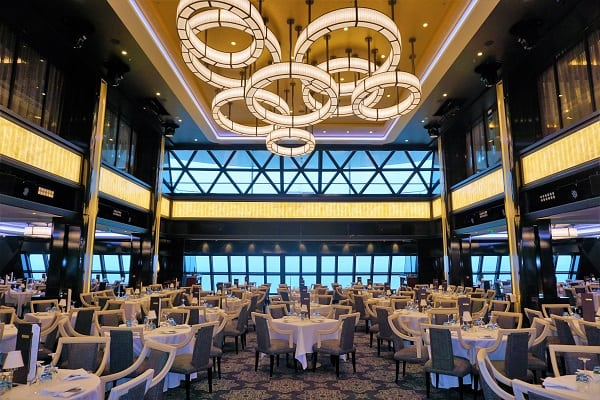 The Manhattan Room on Norwegian Bliss