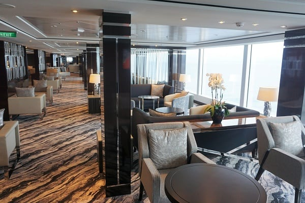 Norwegian Bliss Observation Lounge