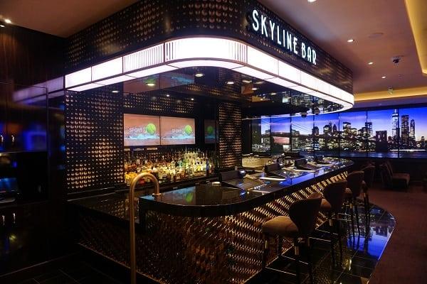 Norwegian Bliss Skyline Bar