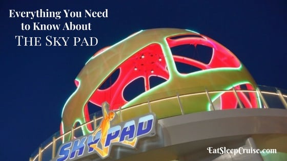 Everything You Need to Know About the Sky Pad on Mariner of the Seas