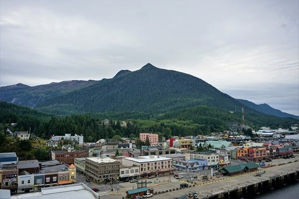 Port of Ketchikan, AK