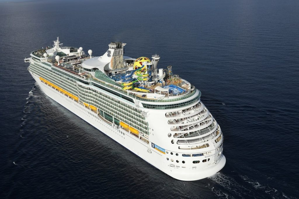 Hook up on royal caribbean