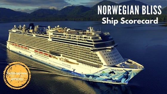 Norwegian Bliss Ship Scorecard Review
