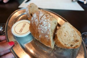 Bread at Chops Grille on Mariner of the Seas