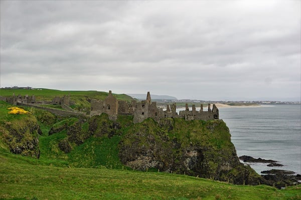 Duncle Castle in Game of Thrones Tour in Belfast Northern Ireland