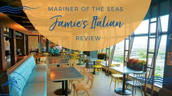 Review: Jamie's Italian on Mariner of the Seas