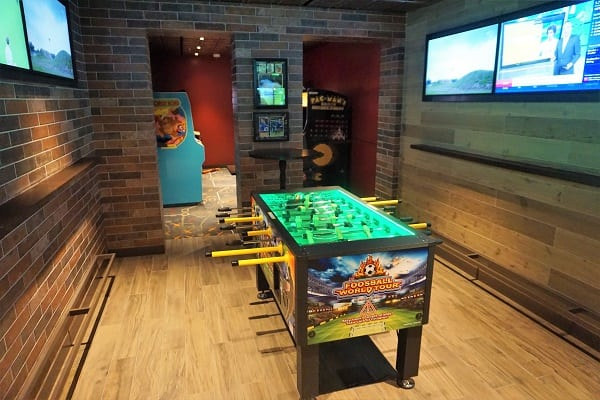 Playmakers Sports Bar and Aracde on Mariner of the Seas