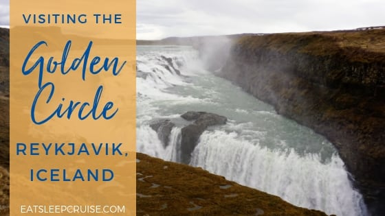 Visiting the Golden Circle in Reykjavik, Iceland on a Cruise (2)
