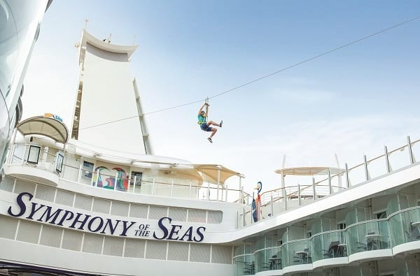 Symphony of the Seas Tips