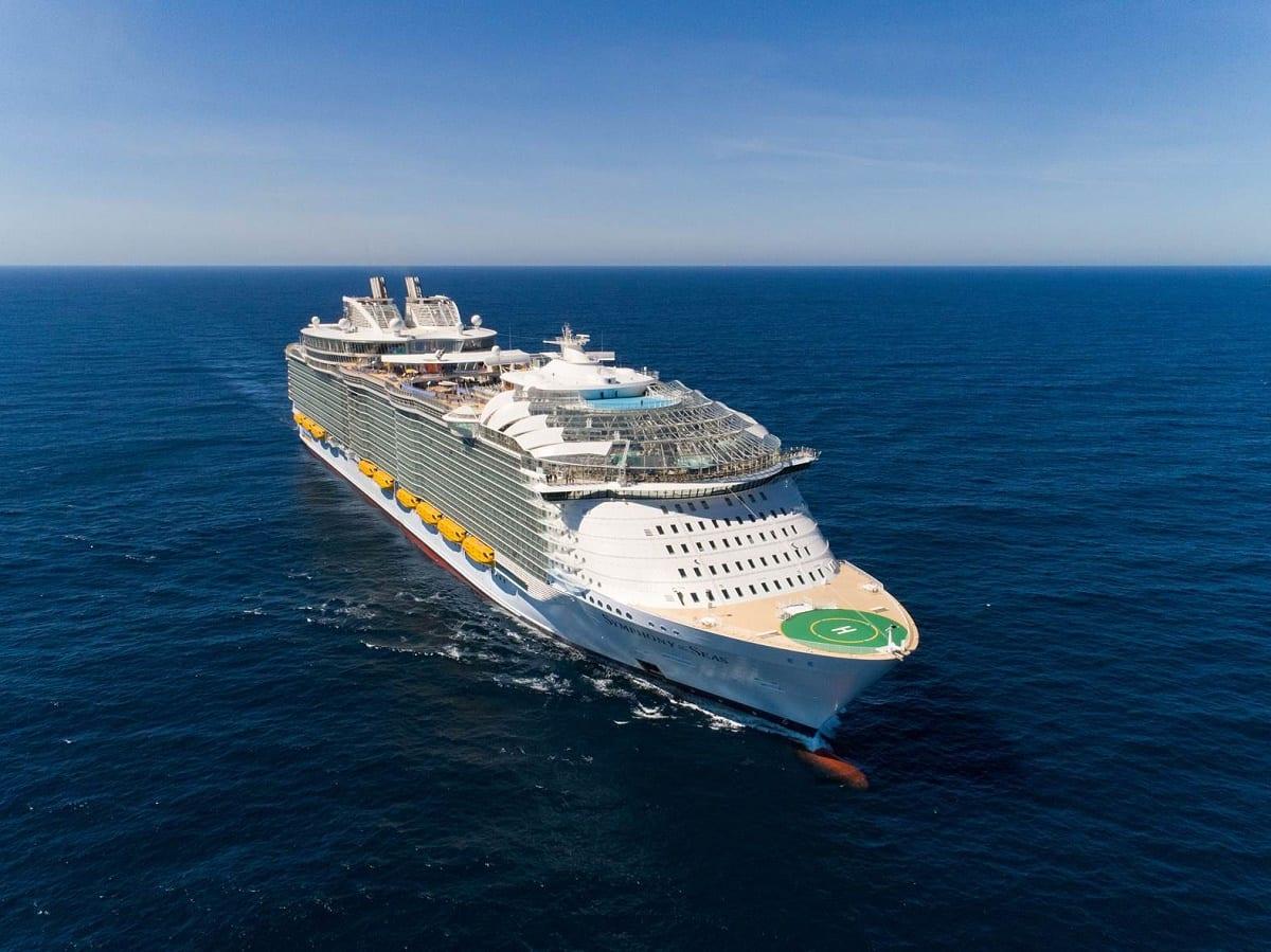 Symphony of the Seas Ship Scorecard