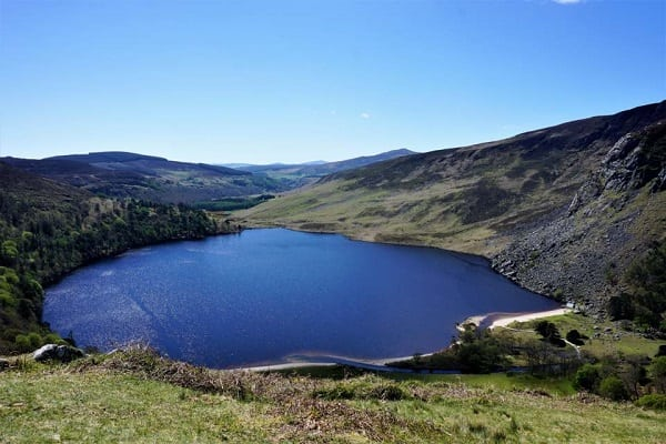 Guiness Lake in Wild Wicklow Tours Review