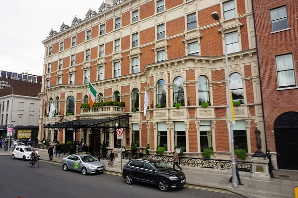 Shelbourne Hotel Wild Wicklow Tours Review