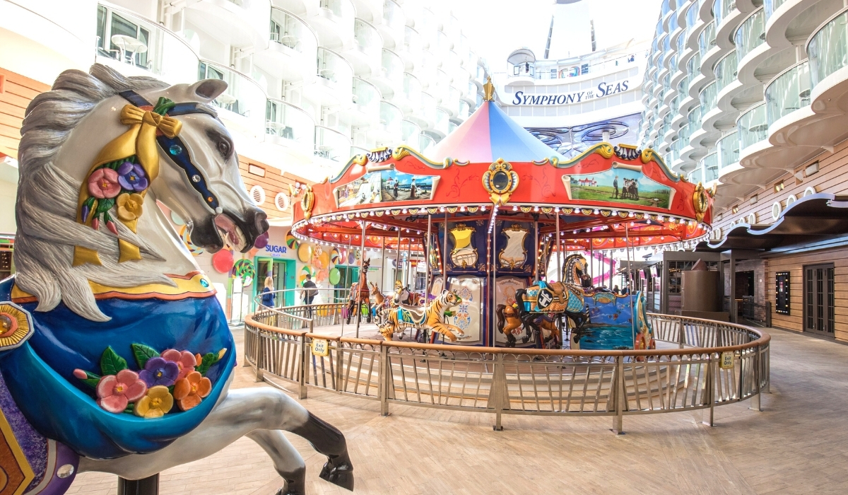 Top Things to Do on Symphony of the Seas