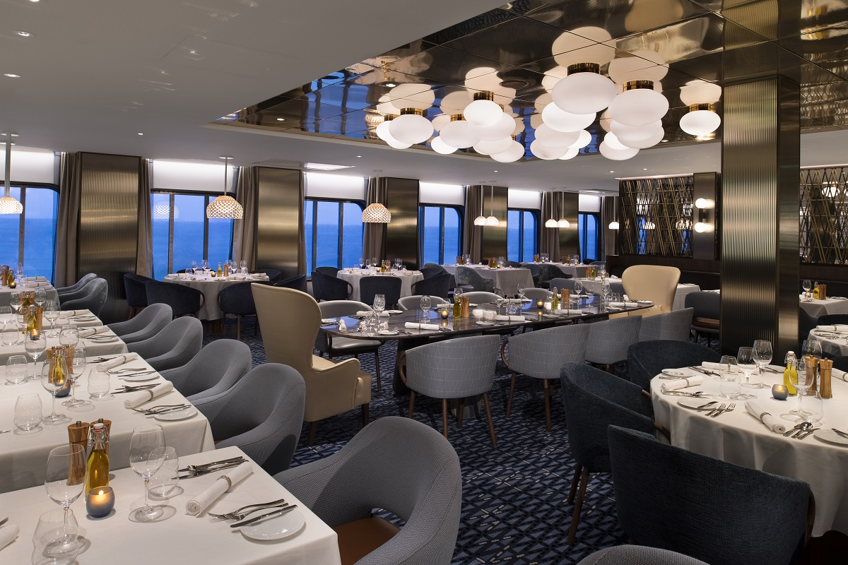 Complete Guide To Celebrity Select Dining Plus On Celebrity Edge