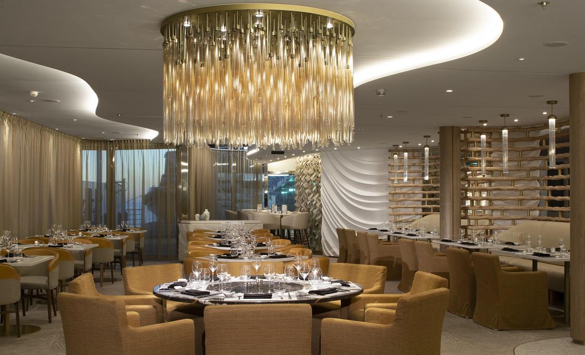 Celebrity Edge Restaurant Menus And Guide Eatsleepcruise Com