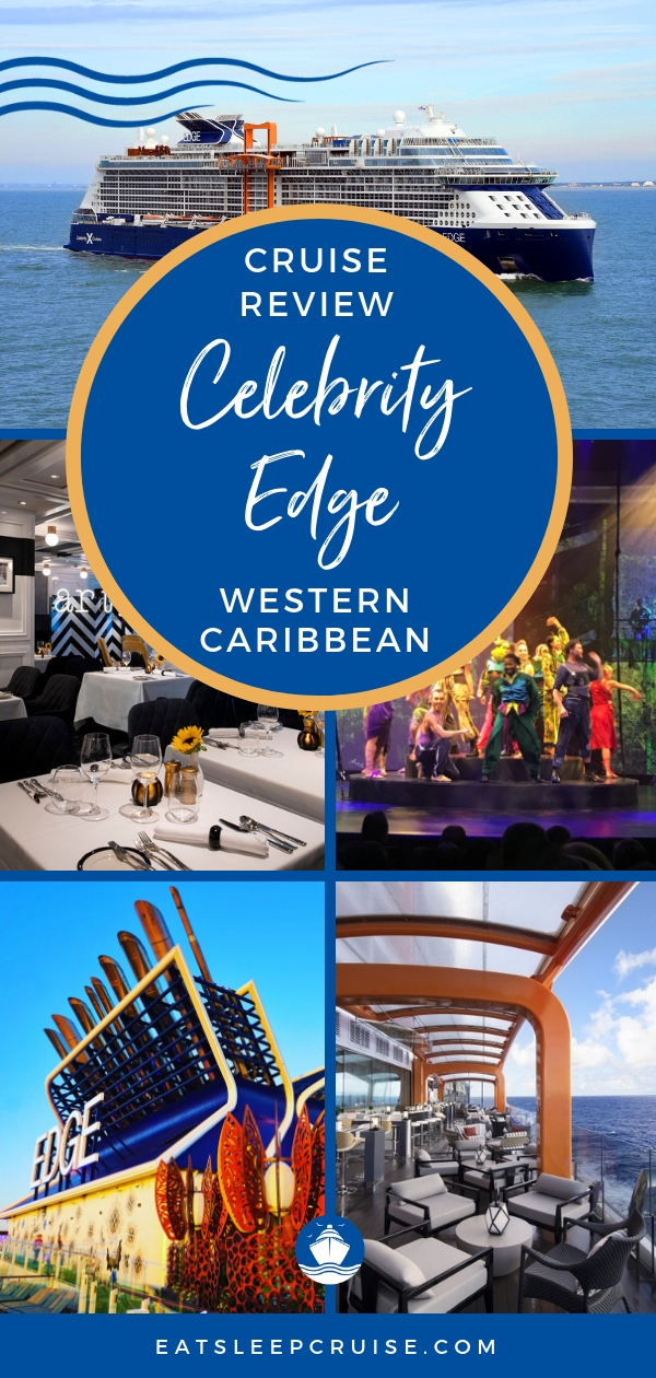 2019 drink menu on the celebrity solstice cruise