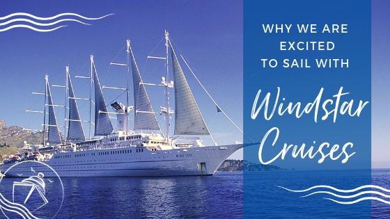 Sail on Windstar Cruises