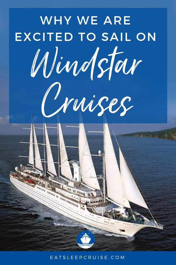 Excited to Sail on Windstar Cruises