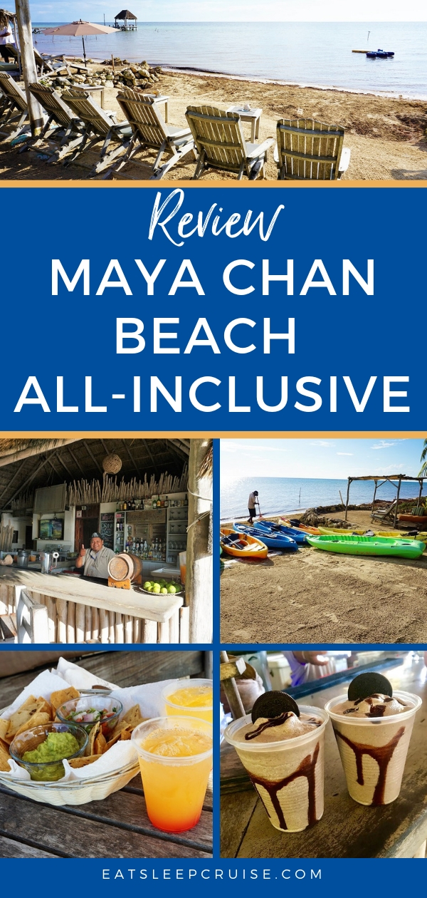 Maya Chan Beach Review