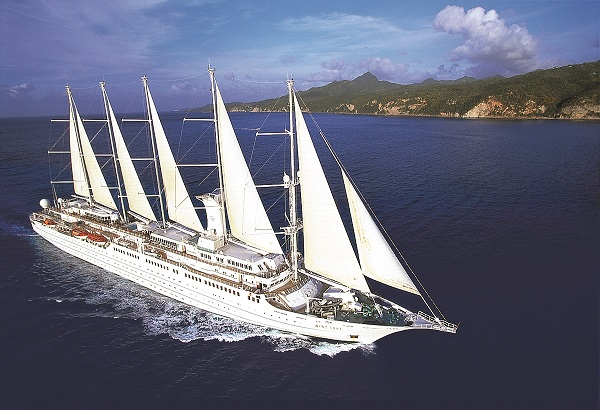 Windstar Cruises Wind Surf
