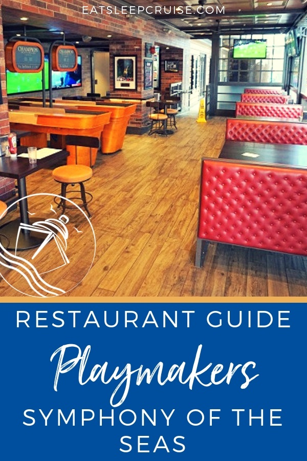 Playmakers Sports Bars and Arcade