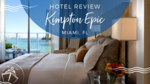 Kimpton Epic Hotel Review