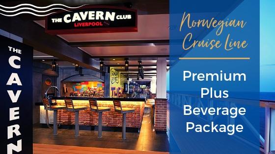 Norwegian Premium Plus Beverage Package