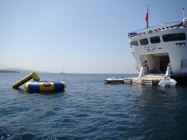 Marina on WIndstar Cruises Ships