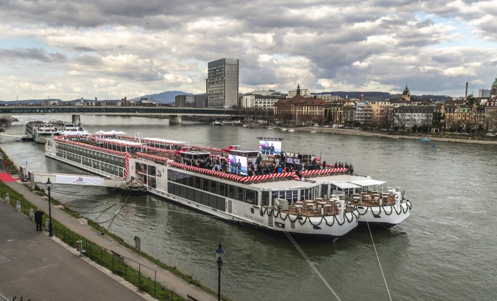 Viking Cruises Behind the Scence