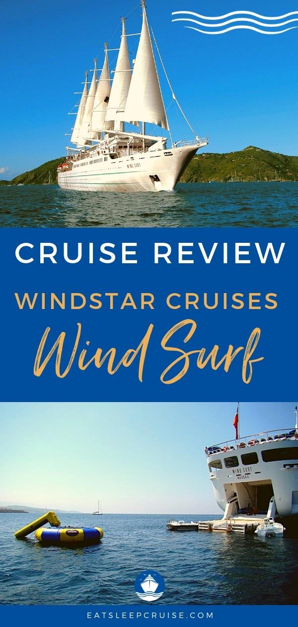 Wind Surf Windstar Cruises