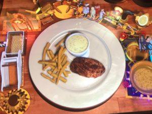 Le Petite Chef and Friends Steak