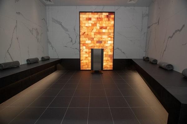 Salt Room on Celebrity Edge Sea Thermal Suites