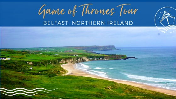 Game of Thrones Tour in Belfast, Northern Ireland