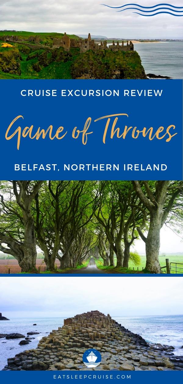 Game of Thrones Tour in Belfast, Northern Ireland
