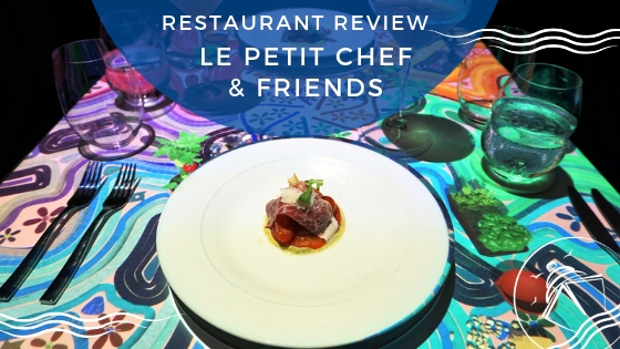 Le Petit Chef and Friends on Celebrity Edge Review