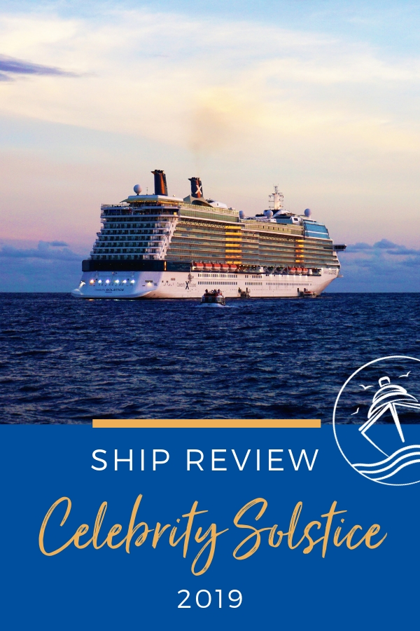 Celebrity Solstice Scorecard Ship Review