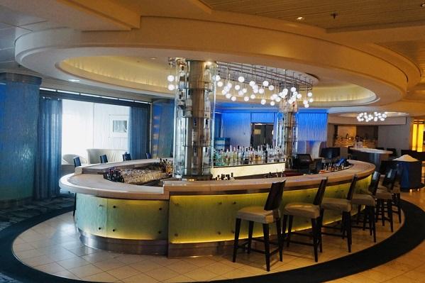 Martini Bar on Celebrity Solstice