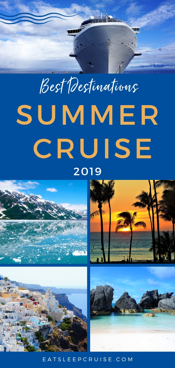 Best Destinations for a Summer Cruise