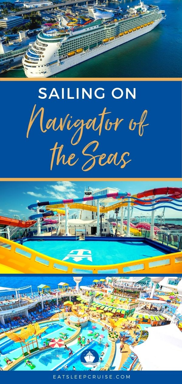 Excited to Sail on Navigator of the Seas