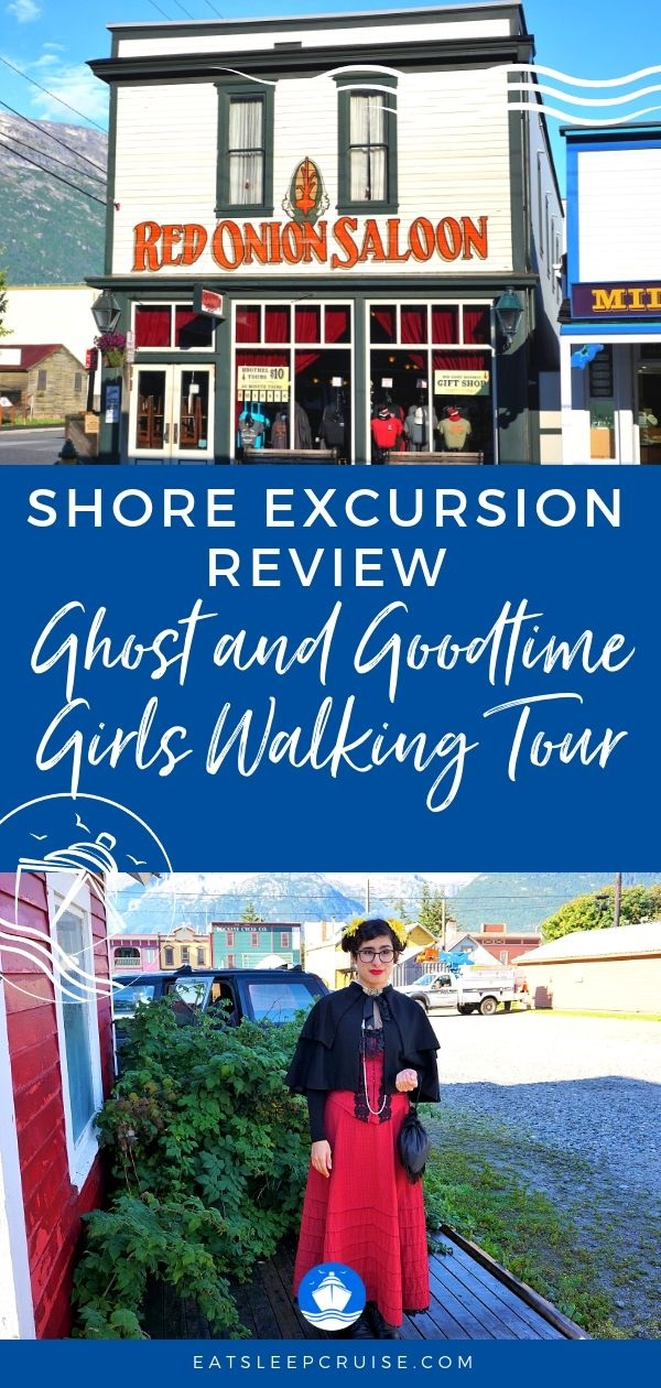Review of Ghost and Goodtime Girls Walking Tour